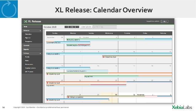 XL Release Webinar Slides: Enterprise Release Management for DevOps &…