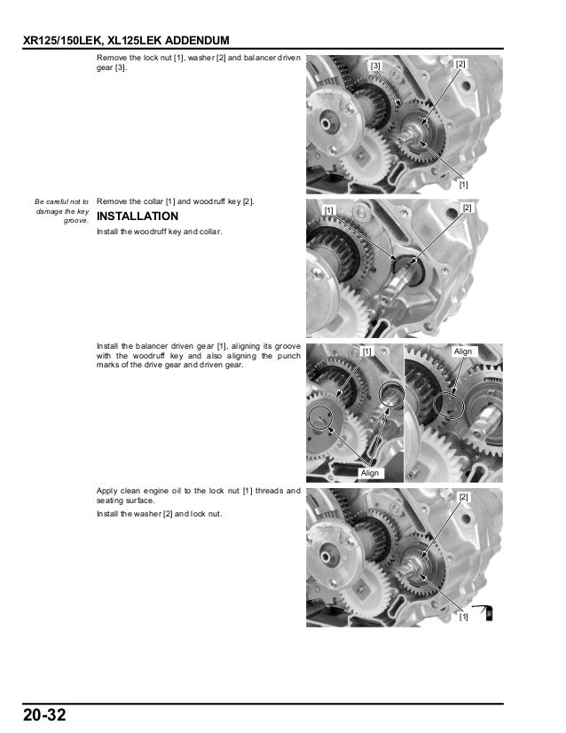 Xl125 xr125-xr150-service-manual-addendum-
