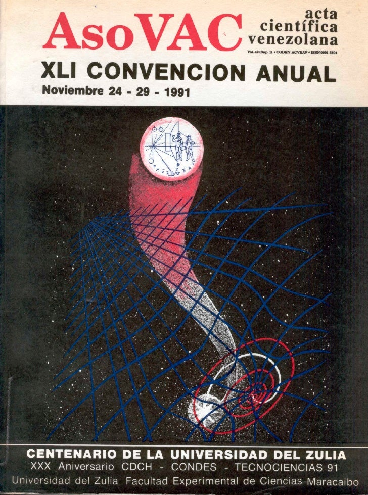 """""""Ciencia Ficción"""" - Mi Resumen en XlI Acta Cientifica - AsoVAC"""