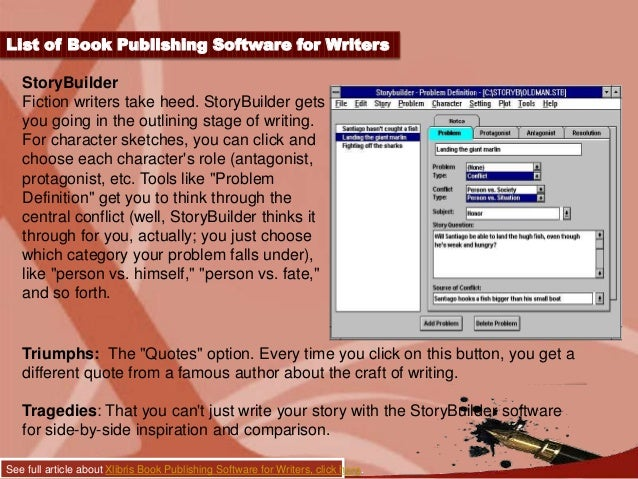 book publishing software The best desktop publishing software balances user-friendliness with powerful capabilities and generous options here are our picks.