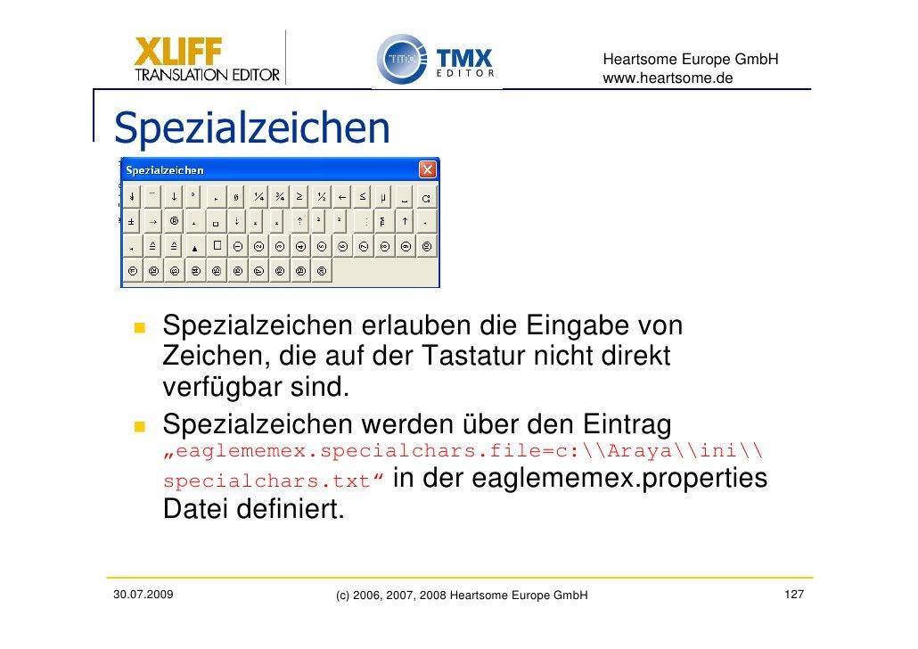 Heartsome Europe Xliff Editor User Guide German