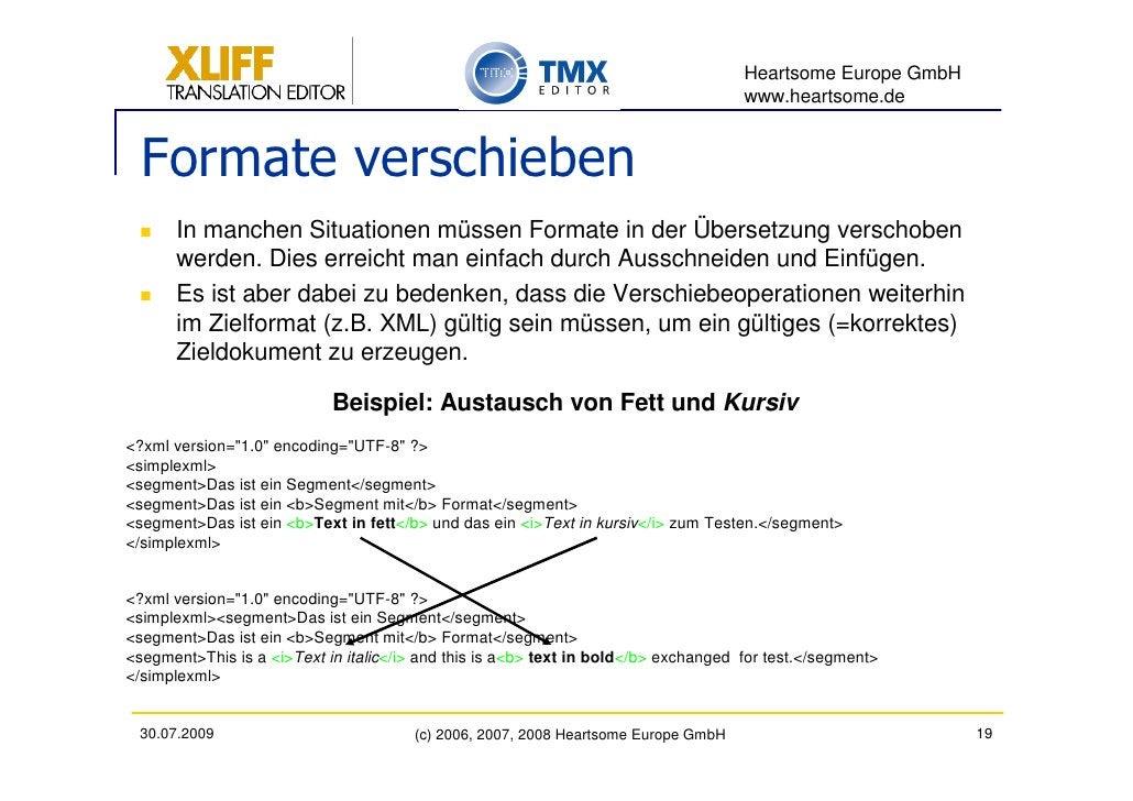 Heartsome Europe GmbH                                                                                      www.heartsome.d...