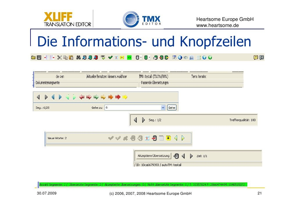 Heartsome Europe GmbH                                                           www.heartsome.de   Die Informations- und K...