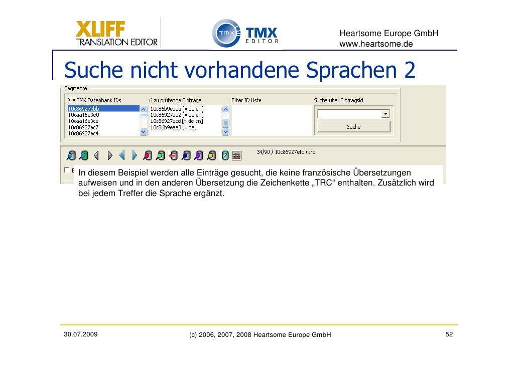 Heartsome Europe GmbH                                                                              www.heartsome.de   Such...