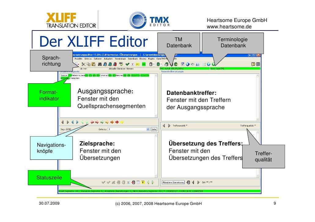 Heartsome Europe GmbH                                                                         www.heartsome.de    Der XLIF...