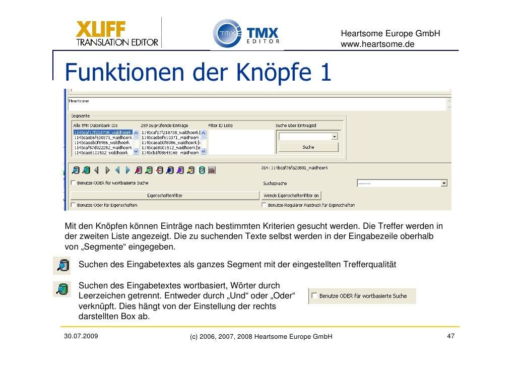 Heartsome Europe GmbH                                                                              www.heartsome.de   Funk...