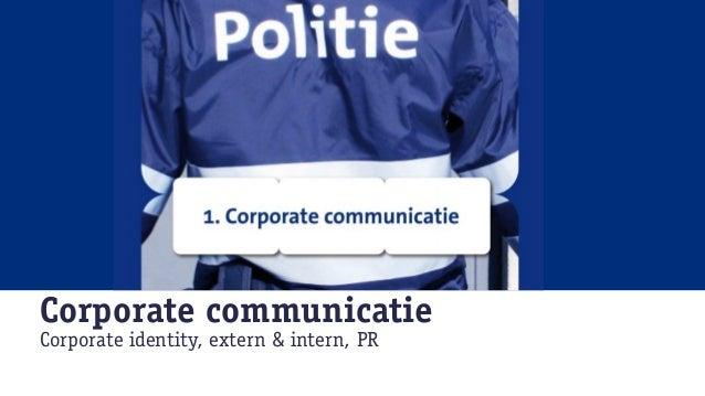 Interne communicatieAmbassadeurs, van interne impact naar extern