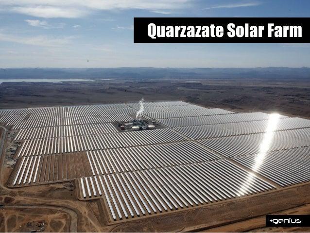 Quarzazate Solar Farm