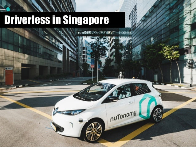 Driverless in Singapore