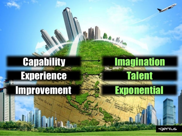 Exponential world