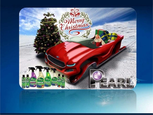 Pearl Waterless Car Wash - Merry Christmas to All