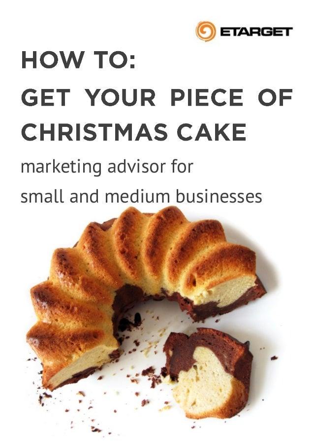 marketing advisor for small and medium businesses