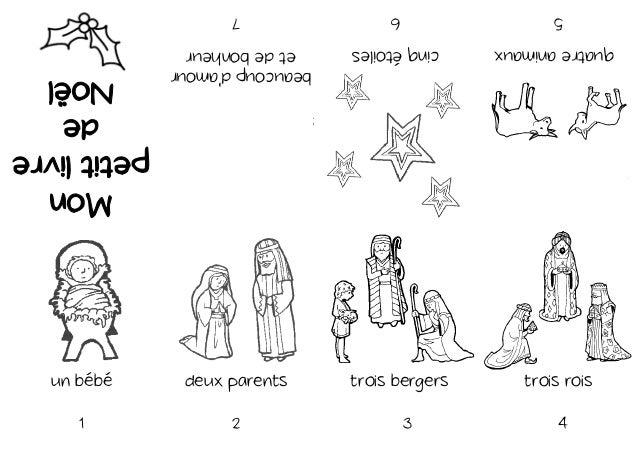 un bébé deux parents trois bergers trois rois beaucoupd'amour etdebonheur cinqétoiles quatreanimaux 1 2 3 4 567