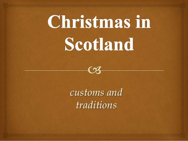 christmas in scotland by anastasia rusnak