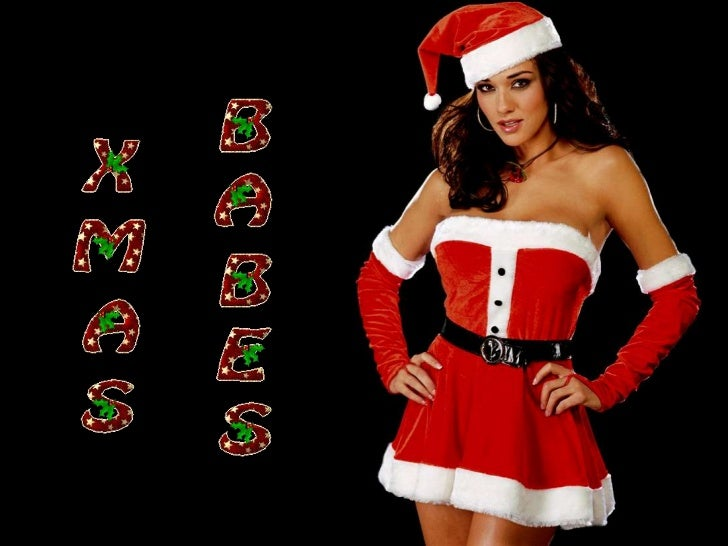 Christmas Babes.Xmas Babes