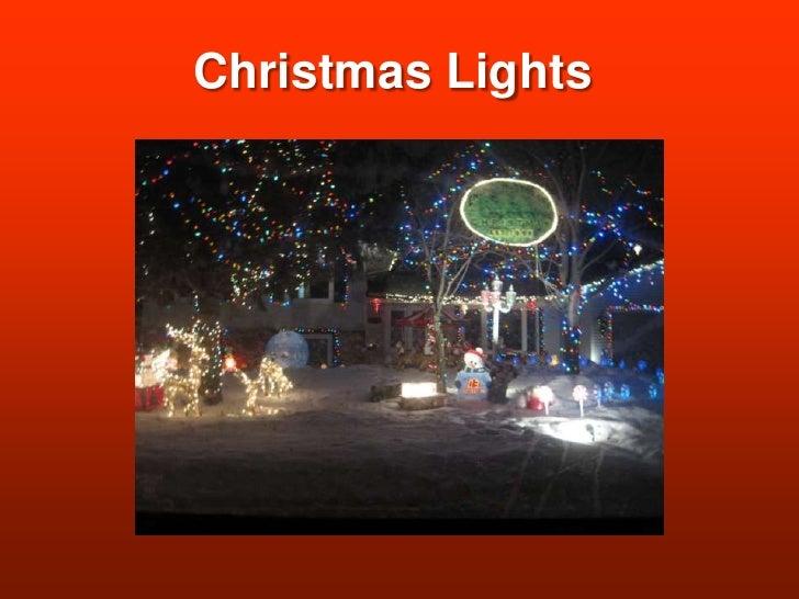 Christmas Lights<br />