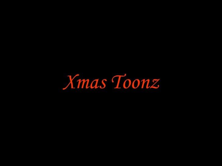 Xmas Toonz