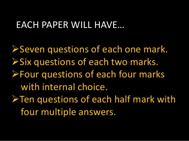 X math new pattern exam in Telangana for 2014- 15 Slide 3