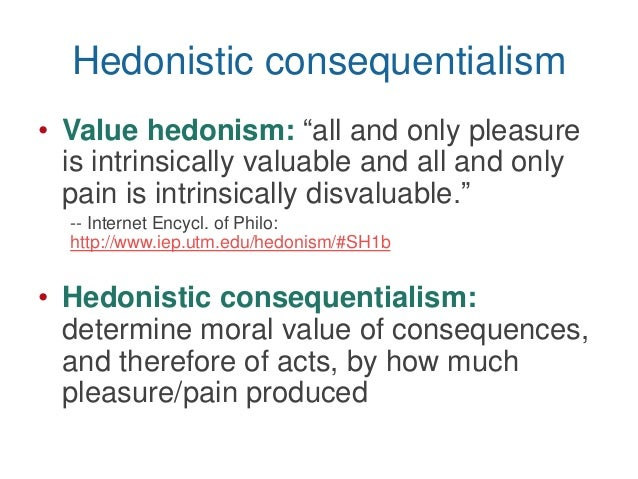 the nature and aims of consequentialism Epistemic consequentialism the nature of final epistemic value is an important believed to be instruments or means for achieving the aims of.