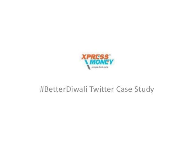 #BetterDiwali Twitter Case Study