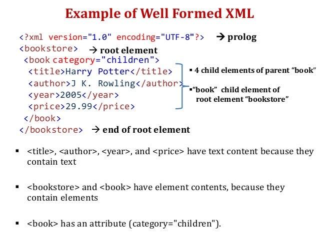Xml 1