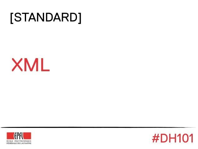 [STANDARD]XML             #DH101