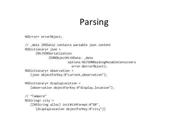 Iphone tutorials: xml parsing part 2 youtube.