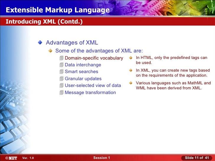 Xml session01