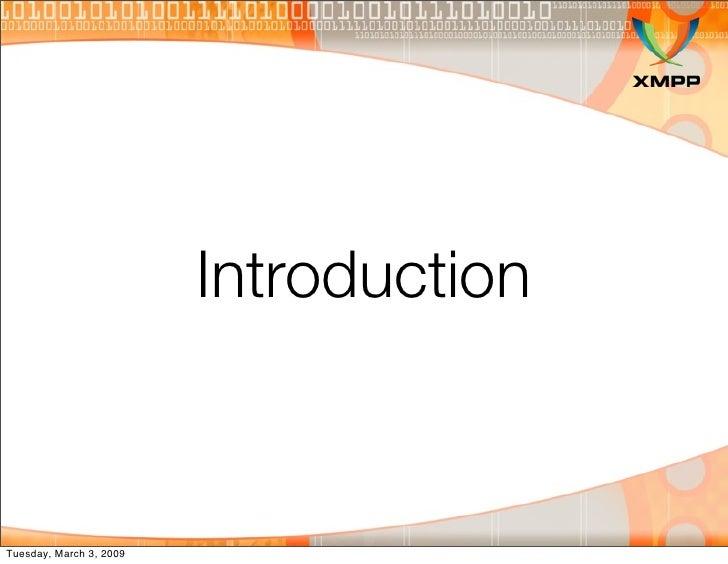 XMPP 101 Slide 3