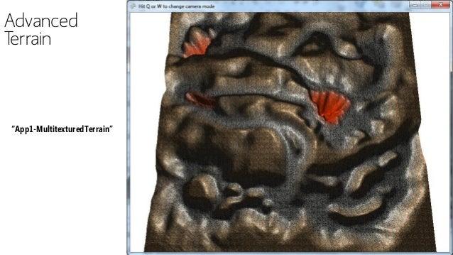 Advanced Terrain Normal Mapping Technique