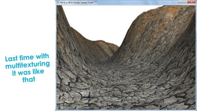 Terrain - Querying the Terrain's Height