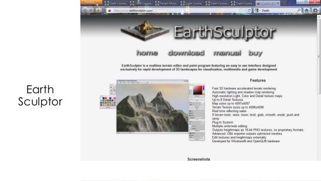 Earth Sculptor