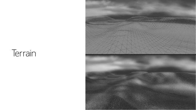Terrain • Height Maps