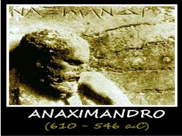 Anaximandro foi um geógrafo, matemático, astrônomo,  político e filósofo pré-Socrático; discípulo de Tales,  seguiu a esco...