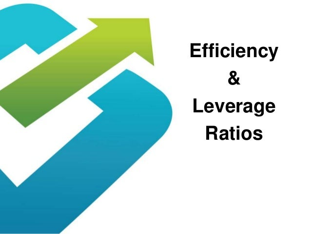 asset efficiency ratio analysis These ratios are important in measuring the efficiency of a company in either  turning their inventory, sales, assets, accounts receivable or payable it also ties.