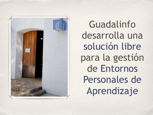 GENERO NUEVOS CONTENIDOS A TRAVÉS DE MI PLE: ARTÍCULOS EN MI BLOG, APORTACIONES A MI COMUNIDAD DE GUADALINFO,...