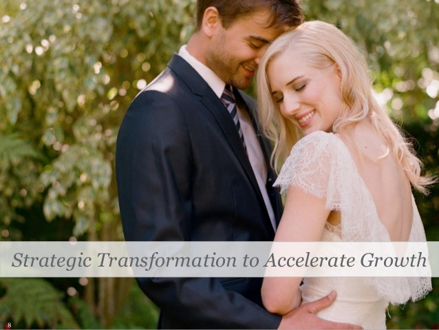 Strategic Transformation to Accelerate Growth 8