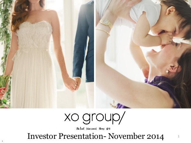 Investor Presentation- November 20141 1