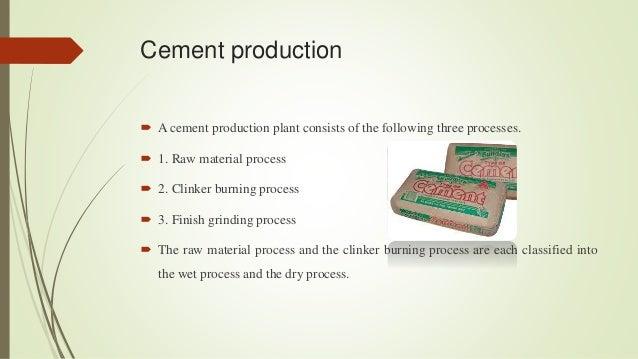 cement production process description Chaeng cement rotary kiln can meet 300-6000 t/d cement production line construction requirements,  process description.