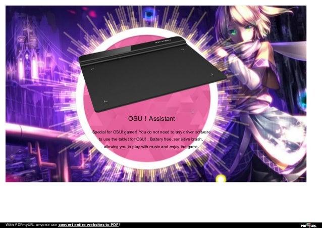 Ultrathin XP-Pen StarG640 6x4 Inch osu Tablet Drawing Tablet Digital …