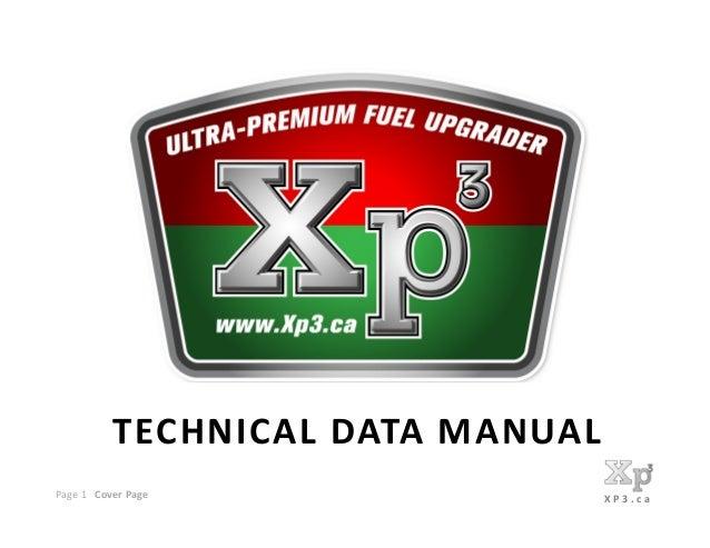 XP3 Product Training Manual
