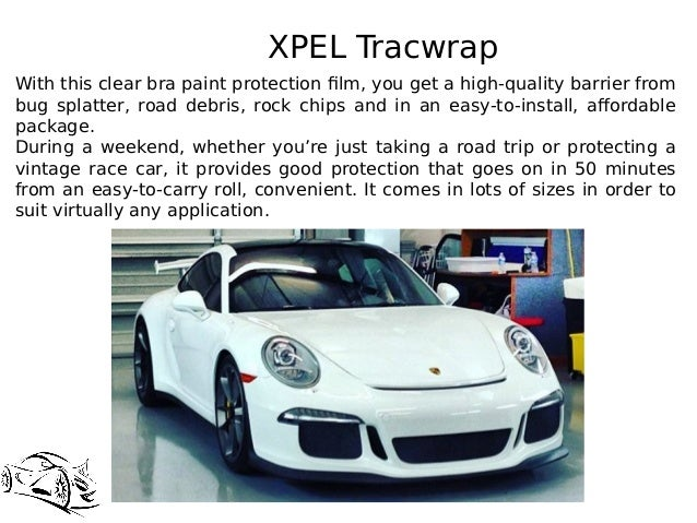 Xpel Clear Bra Kits For Your Car To Protect The Paint