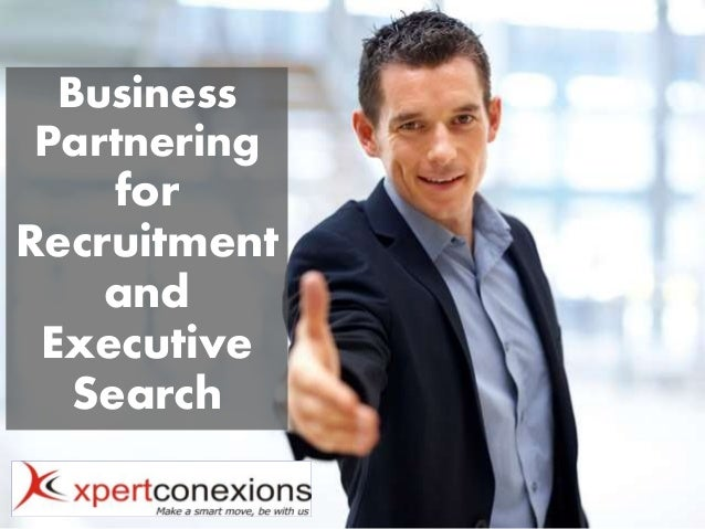 Business  Partnering  for  Recruitment  and  Executive  Search