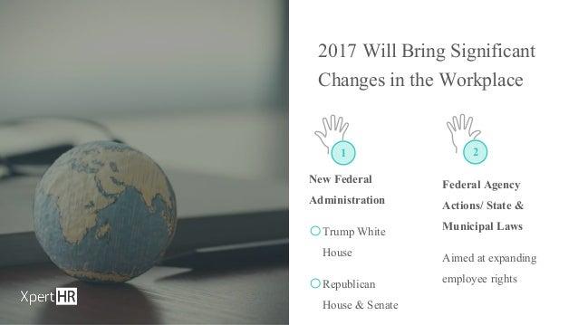 Top 10 Employment Law Trends of 2017 Slide 2