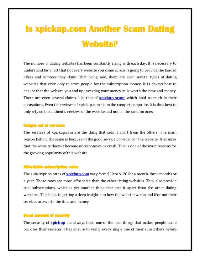 what is online dating essay