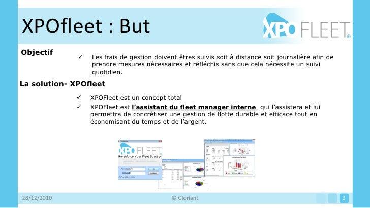 XPOfleet Presentatie 20110101 Fr Slide 3