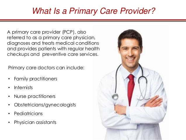 nurse practitioners as primary care providers essay The role of family nurse practitioner essays and term papers innumerable national health system in meeting the demands for primary care in todays society nurse's knowledge of breast cancer screening out care though there is a need for health care providers as a whole to have a.