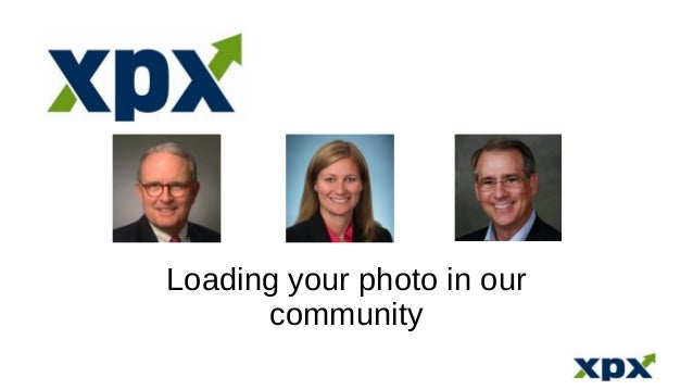 Loading your photo in our community