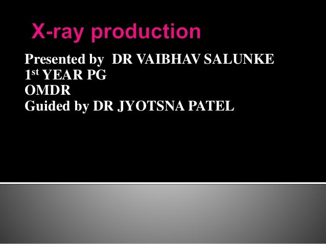 Presented by DR VAIBHAV SALUNKE 1st YEAR PG OMDR Guided by DR JYOTSNA PATEL