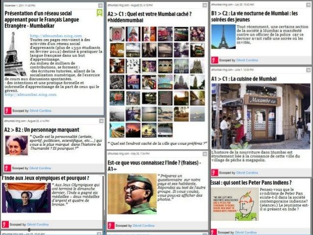 &8   Les 10èmes rencontres du FFFOD – Marseille 19/21 novembre 2012